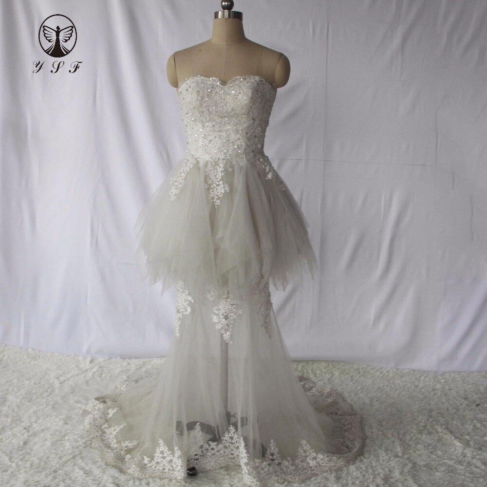 Buy peplum lace wedding dresses and get free shipping on AliExpress.com a9237e7ba4c4