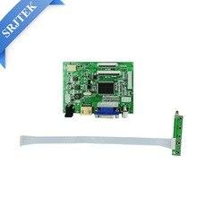 Buy High Brightness HDMI VGA 2AV 40 Pins PC Controller Board for Raspberry PI 3 EJ101IA-01G 1280×800 1ch 8 bit IPS LCD Display Panel