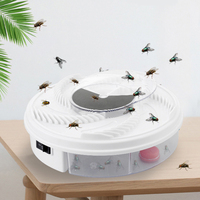 Electric Automatic Insect Traps Flycatcher USB Fly Trap Pest Reject Control Catcher Mosquito Killer