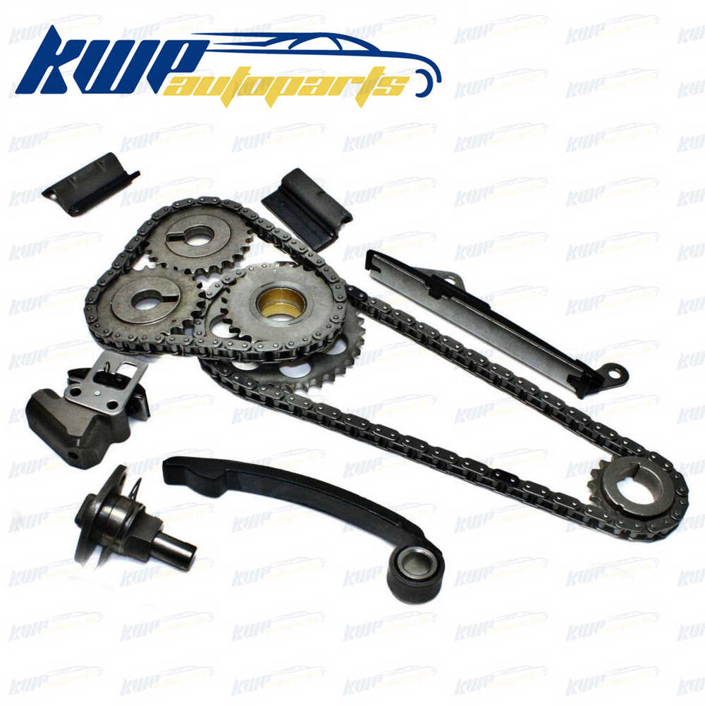 hight resolution of timing chain kit set for 91 99 nissan 200sx nx1600 sentra 1 6l ga16de