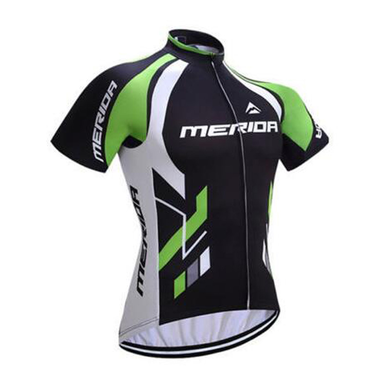 2018 Pro Team merida Cycling Clothing short sleeves Men Cycling jersey MTB bike shirts Ropa Ciclismo bicycle Sportswear B2801 все цены