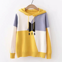 BTS Abstract Hoodies (6 Models)