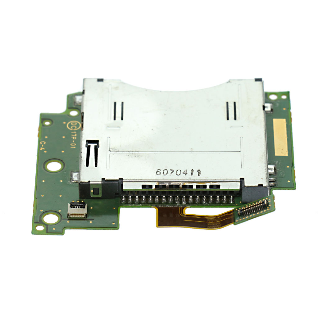 Game Slot Card Reader For Nintendo New 3DS XL / New 3DS LL 2015 NEW Version Repair broken game slot card reader image