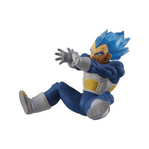 "Image 5 - 100% Оригинал Bandai Battle VS Gashapon ПВХ игрушка фигурка часть 9 полный набор 5 шт Broly Vegeta Trunks Gogeta ""Dragon Ball SUPER"""