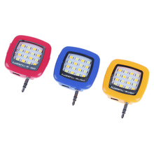 New Adjustable Fill light Mobile Phone 16 LED Flash Light For iPhone U