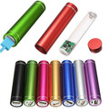Seguridad Mini USB 5 V 1A Portátil más barato BANCO de la ENERGÍA 18650 serie Kit de BRICOLAJE caja de la Caja de Batería Externa universal para Móviles teléfono móvil