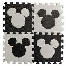 Meitoku baby EVA foam puzzle play mat/ Trojan horse Interlocking Exercise floor carpet Tiles, Rug for kids,Each32cmX32cm