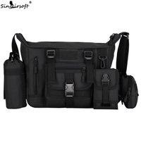 حار بيع! sinairsoft كبيرة الرجال a4 14 بوصة محمول حقيبة مدرسية حقيبة الثقيلة الناقل crossbody رسول حقيبة الكتف LY0042