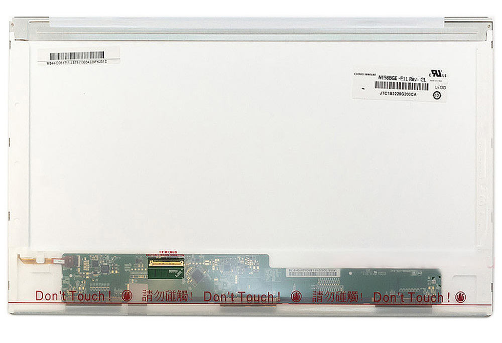 цена на QuYing Laptop LCD Screen Compatible Model LP156WH2-TPB1 B156XW02 V5 V2 HW0A B156XTN02.6 N156BGE-E11 N156BGE-E21