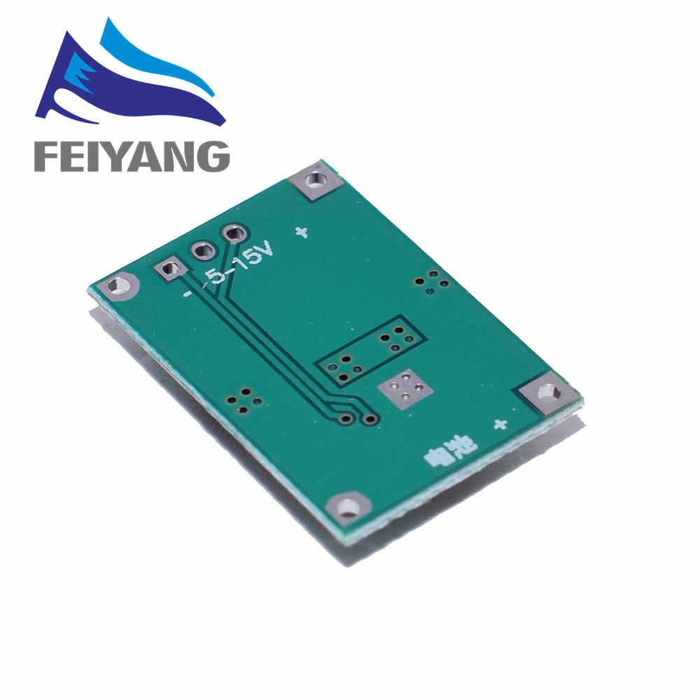 TP5100 double simple gestion de charge de batterie au lithium compatible 2A plaque de lithium rechargeable