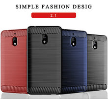 for Nokia 2.1 2 2018 TA-1080 Silicone Armor Bumper Shockproof Cover Phone Cases Fundas