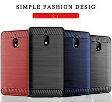 for Nokia 2.1 2 2018 TA-1080 Silicone Armor Bumper Shockproof Cover Phone Cases Fundas