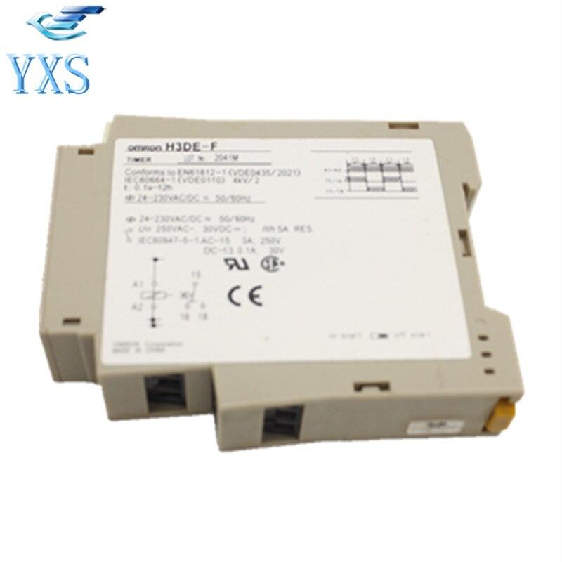 все цены на  Time Relay Cycle Delay H3DE-F 24-240VAC DC  онлайн