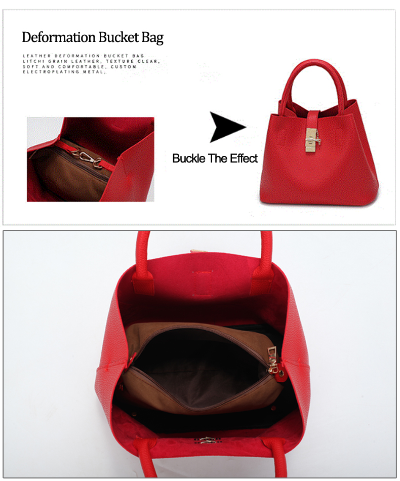 Explosion promotion in 2019, low price one day snapped up, Handbags, Fashion  Shoulder Bags pink one size 14