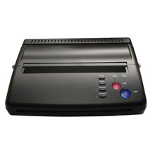 купить lowest price A4 Transfer Paper black Tattoo copier thermal stencil copy Transfer Machine дешево