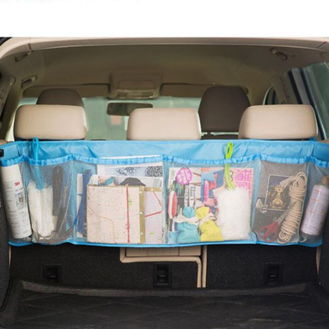 Back Seat Bolsa Rear-Encosto do banco Bolsa de Garrafa de Ferramentas Brinquedos Do Bebê das Crianças