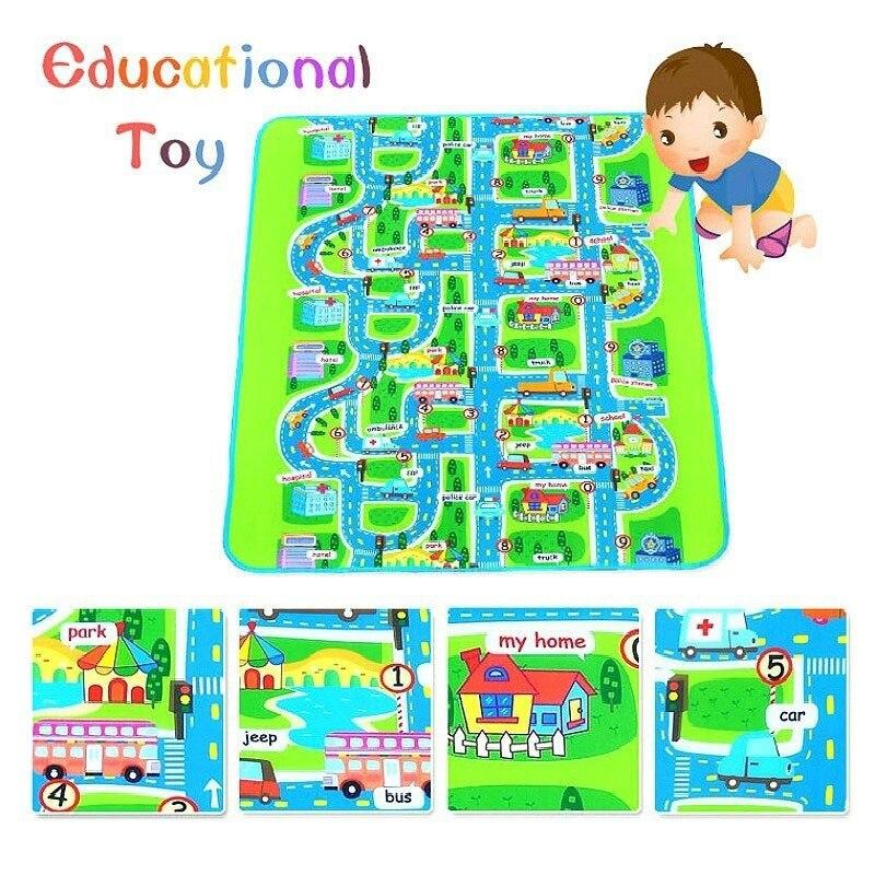 Foam Baby Play Mat Toys For Children's Mat Kids Rug Playmat Developing Mat Rubber Eva Puzzles Foam Funny Baby Mat