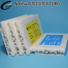 Совместимые картриджи Noritsu D701 D703 D1005 HR с чипом 500 мл
