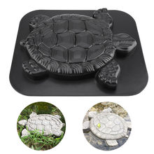 Butterfly Turtle Path Mold Concrete Stepping Stone Cement ABS Manually Paving Molds Road Making Tool for Courtyards Garden #jsw(China)