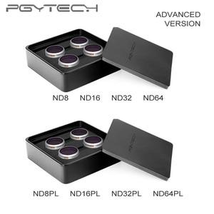 Image 5 - Комплект фильтров PGYTECH DJI Mavic 2 Zoom ND8/16/32/64 PL для DJI Mavic 2 Zoom Drone