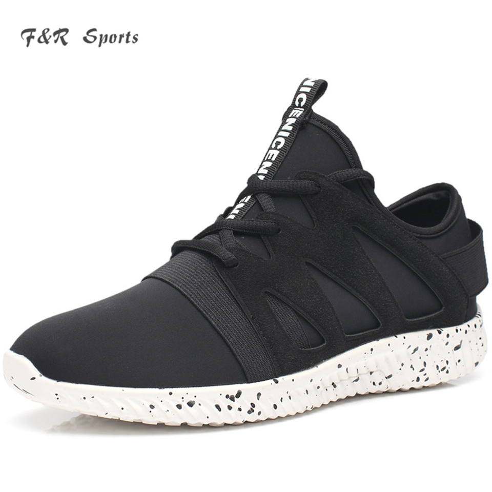 F&R 2018 Men Air Mesh Light Comfortable Running Shoe Male Sneakers Spring Outdoor Sport Yeezys Jogging Shoes Trainer Shoes 39-44