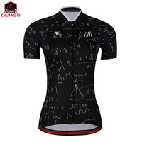 ZM Cycling Jersey Women Outdoor Sport Digital function Short Sleeve Racing Bike Jersey Downhill DH MTB Bicycle Clothing Shirt