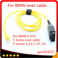 For BMW ENET Ethernet To OBD Interface Cable E SYS ICOM Coding F Series ESYS 3