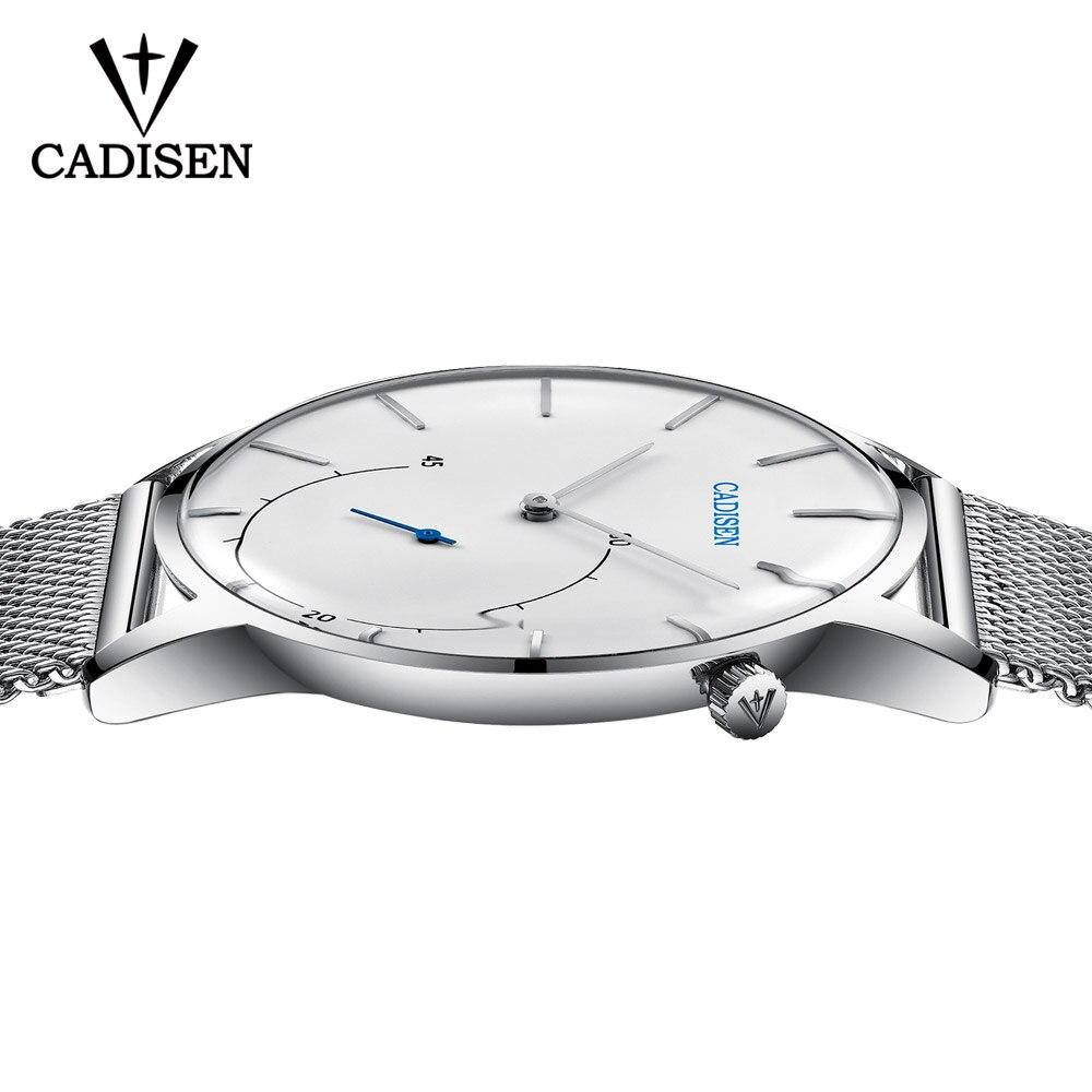 Fashion Watches New Men's Watch 9mm Ultra-thin Simple Business Men Quartz Watches Roman Masculine Male Clock Relojes
