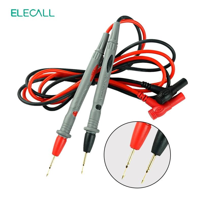 ELECALL A-18 J PVC tűs szonda tesztvezetékek Pin forró - Mérőműszerek - Fénykép 4