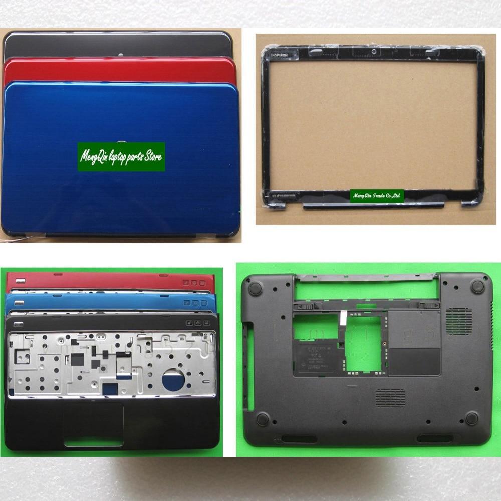 New Cover For DELL Inspiron 15R N5110 M5110 M5110 LCD Top Back/Front Bezel/Palmrest Upper/Bottom Base/RAM HDD Case