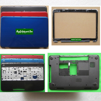 New Cover For DELL Inspiron 15R N5110 M5110 M5110 LCD Top Back/Front Bezel/Palmrest Upper/Bottom Base/RAM HDD Case 100% new laptop lcd back cover top cover front bezel palmrest upper case with