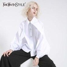 Shirt Oversize Diamond Autumn