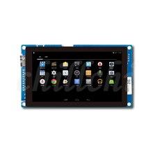Panel táctil capacitivo industrial Android de 5 pulgadas placa de desarrollo industrial, pantalla de panel plano