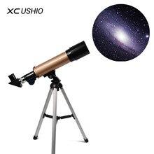 F36050 открытый монокулярный астрономический телескоп с треногой 90 раз масштабирования телескоп лучший рождественский подарок для детей