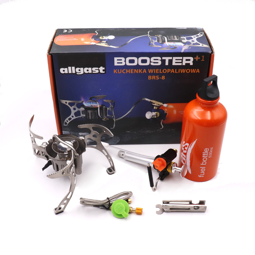 Outdoor Kerosene Stove Burners And Portable Oil&Gas Multi Fuel Stoves Camping Cooking Stove BRS-8