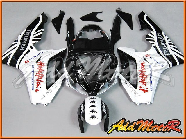 Aftermarket Motorcycle Fairings Kit For Daytona Triumph 675 06-08 T6720