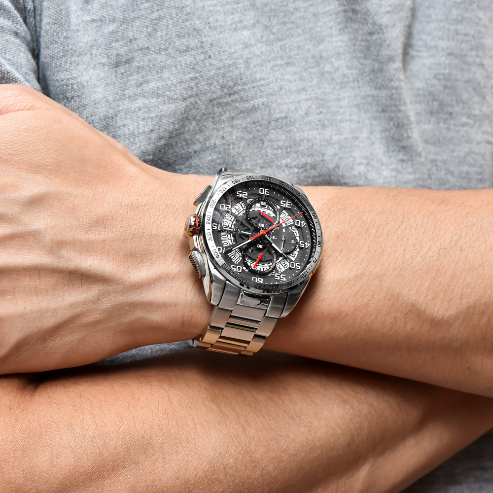PAGANI DESIGN Top Luxury Brand Sports Chronograph Men's Watch 1