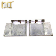 Mato Metal mud flap for Heng Long 3818-1 1/16 1:16 RC Germany Tiger 1 tank