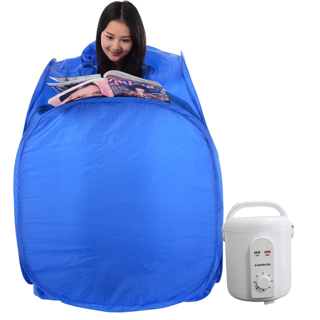 Family sauna steam box Skin Spa Portable Steam Sauna Tent Steamer  sc 1 st  contactofm.com & 10% OFF!!! NEW !!Family sauna steam box Skin Spa Portable Steam ...