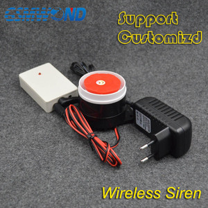 Image 5 - Wireless Flash Strobe Siren For GSM Alarm System 433MHz, wireless alarm system, police siren,support 100  wireless detectors,