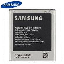 Original Samsung EB-B220AC Battery For Samsung GALAXY Grand 2 SM-G7102 SM-G7106 G7108 G7108V Phone 2600mAh