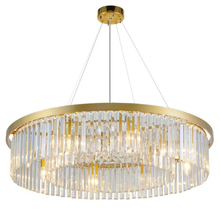 Simple crystal chandelier post modern luxury luxury personality creative living room lighting restaurant bedroom chandelier