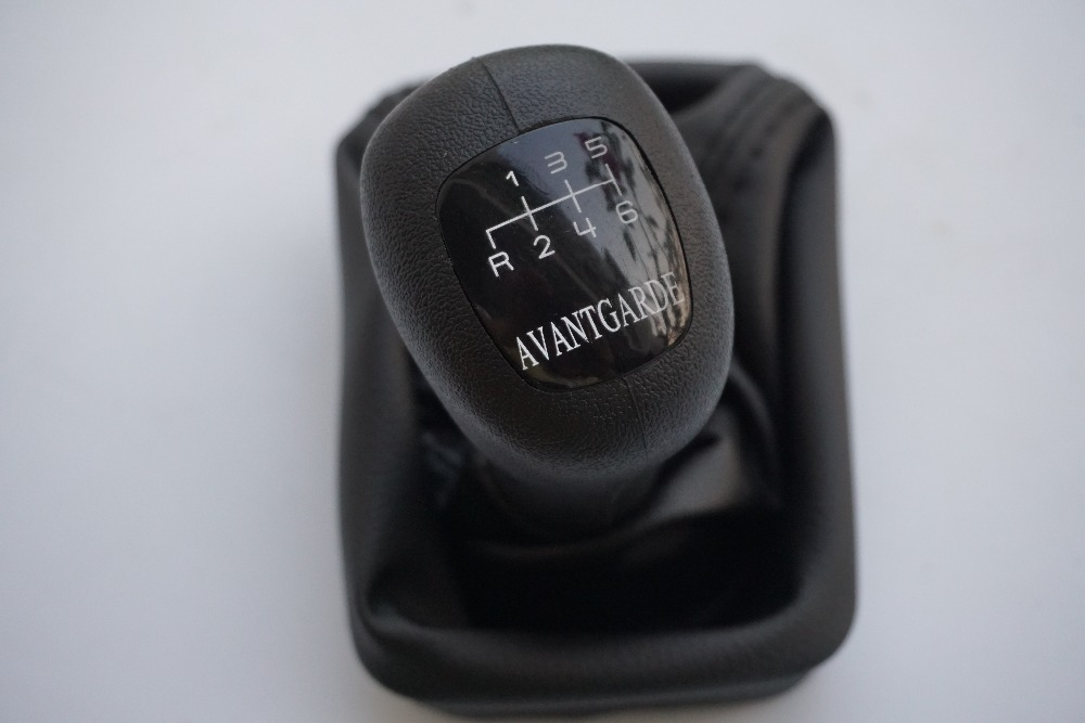 For mercedes benz 6 speed gear stick shift knob gaiter for Mercedes benz shift knob replacement