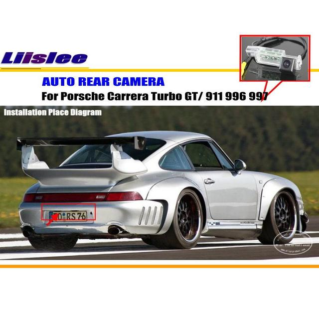 Liislee Car Rear View Camera For Porsche Carrera Turbo Gt 911 996