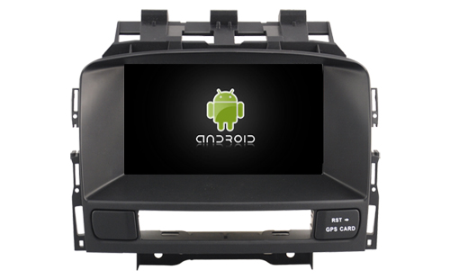 Fit for Vauxhall OPEL ASTRA J CD300 CD400 2010-2013 OTOJETA android 8.1 Wifi car dvd player tape recorder GPS headunits android 7 1 2g ram 1024 600 7 car dvd player gps navigation for opel astra j vauxhall astra 2010 2011 2012 2013 with can bus 4g