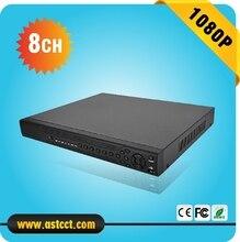 New AHD-H DVR 8Channel CCTV AHD DVR 1080P AHD-H Hybrid DVR/1080P NVR 4in1 Video Recorder For AHD/Analog/IP Camera Mobile