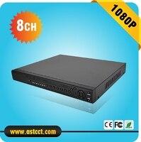New AHD H DVR 8Channel CCTV AHD DVR 1080P AHD H Hybrid DVR 1080P NVR 4in1