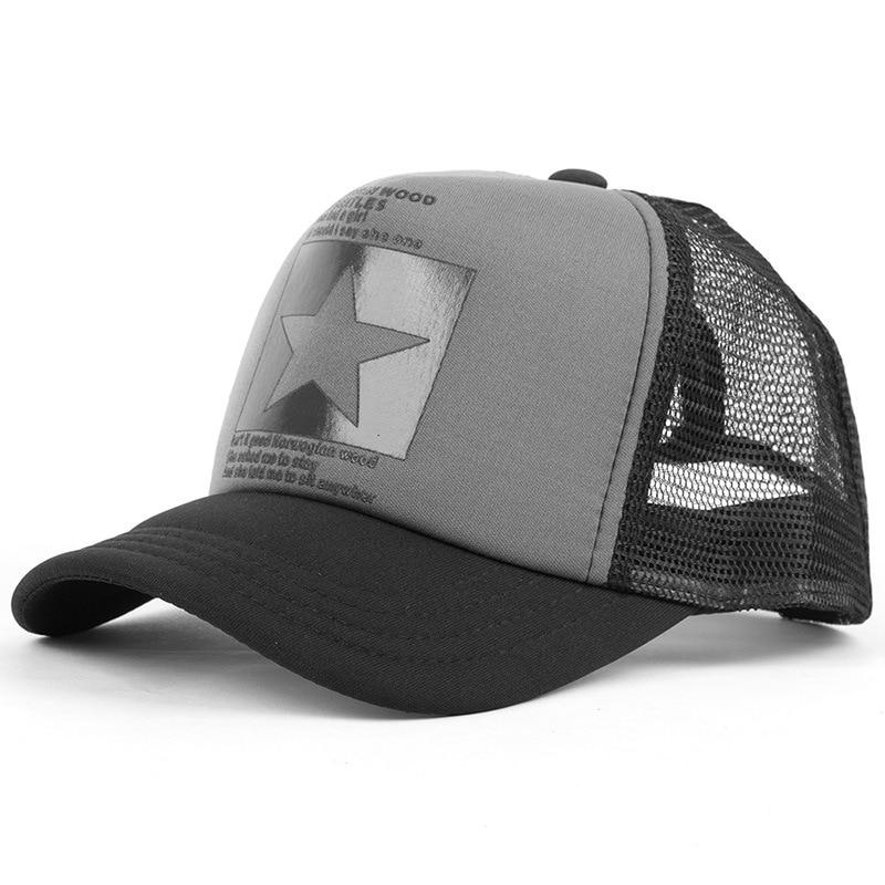 2019 New Stars modna bejzbol kapa za odrasle muškarce i žene - Pribor za odjeću