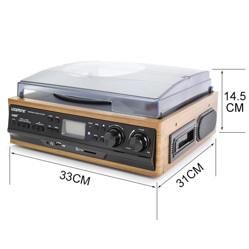LoopTone USB проигрыватель виниловых пластинок фото