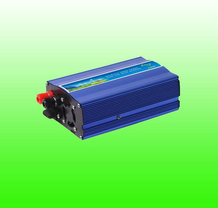 Решетки 150 Вт чистый синусоидальный инвертор с DC12V/24 В вход ветер, турбины инвертор объектов передачи аксессуары DIY